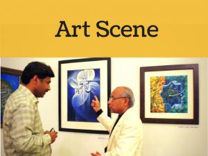 Art Scene in Islamabad