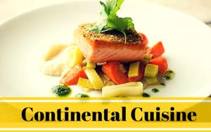 Continental-cuisine