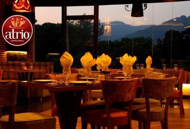 Atrio Cafe and Grill in Islamabad