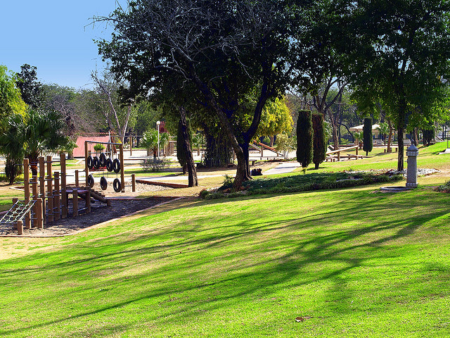 Japanese Garden in Islamabad