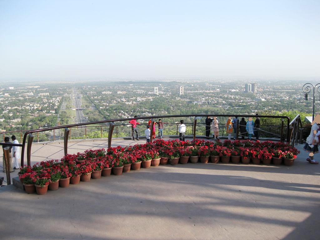 Daman e Koh in Islamabad