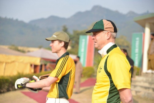 A two-day sporting event was held in Islamabad.