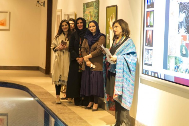 Nageen Hyat, curator of Nomad Gallery, said the initiative by the Danish envoy was welcoming and appreciable.