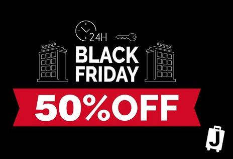 Black Friday Jovago Pakistan sale