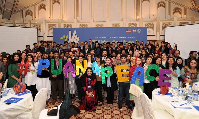 U.S. Embassy in Islamabad and the Pakistan-U.S. Alumni Network (PUAN) brought together alumni from across South Asia to promote regional peace-building.