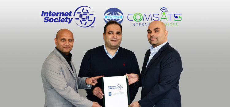 Internet Society and COMSATS launch Wireless Connectivity project for communities