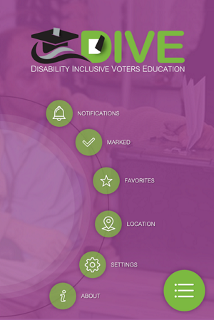 Disability Inclusive Voter Education (DIVE) has been developed by STEP to facilitate disabled people in Pakistan