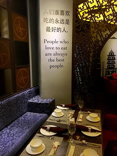 Little Asia Restaurant in Islamabad