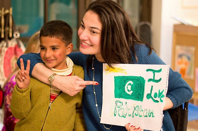 Muniba Mazari named as Pakistan's first national Goodwill Ambassador