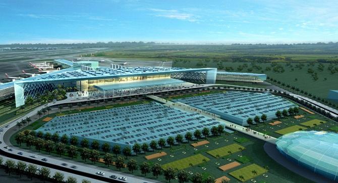 New Islamabad airport visual deisgn