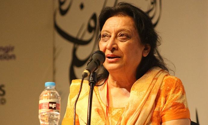 Poetess Fahmida Riaz awarded Pakistan's highest literary award