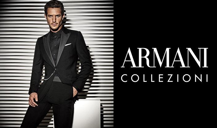 Giorgio Armani's first outlet store opens in Islamabad ... Giorgio Armani Collezioni