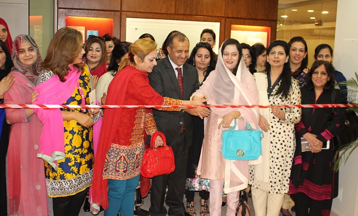 Women Business Growth Centre launched in Islamabad on Women's Day