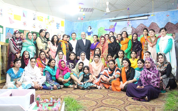 Exhibition on the theme of 'Stimulating Environment for Early Childhood Development