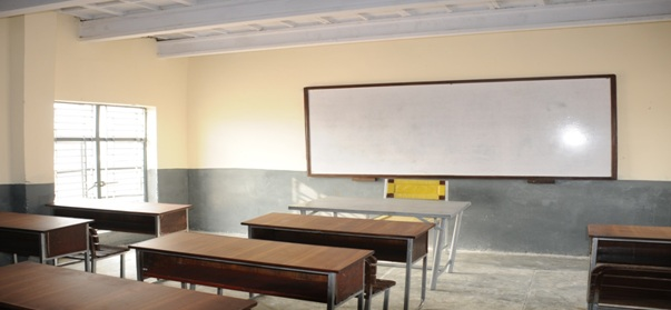 NUST Community Service Club students renovate Islamabad Model College for Boys H-11