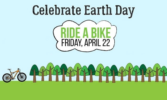 Earth Day Bicycle Ride 2016