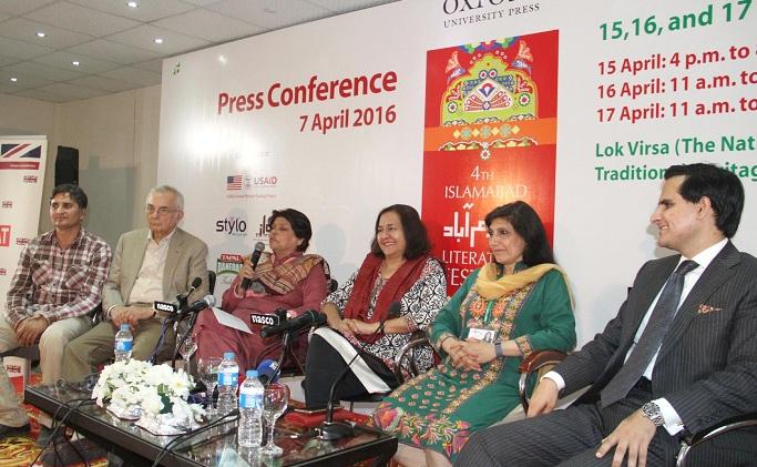 Islamabad Literature Festival 2016