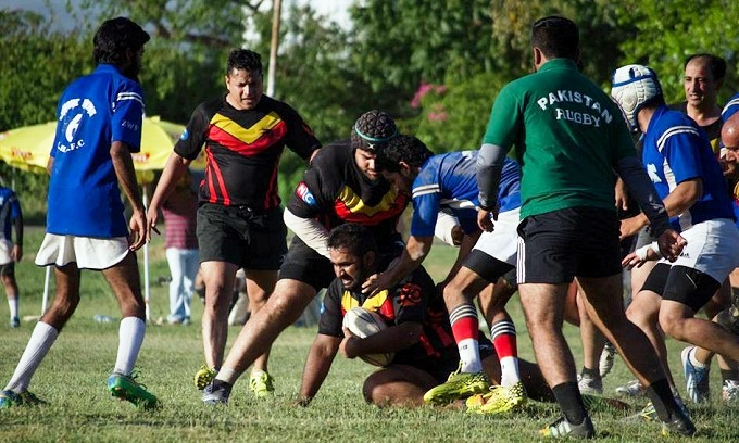 LRFC beat Islamabad Whites to lift All-Pakistan Rugby-10 title