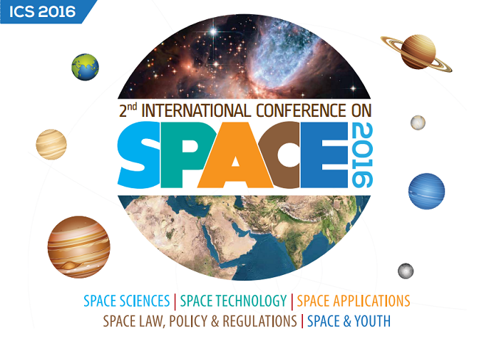 2nd International Conference on Space 2016