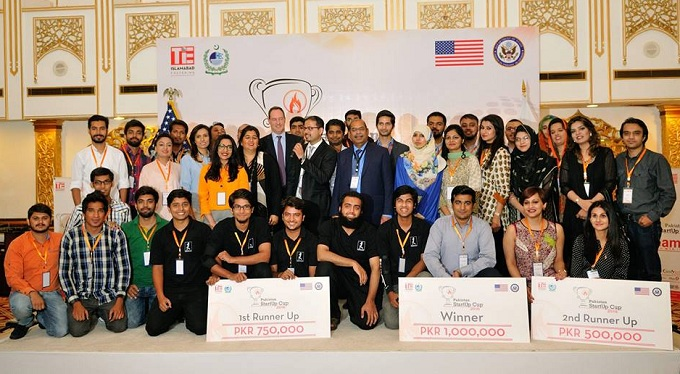 winners of Pakistan StartUp Cup 2016