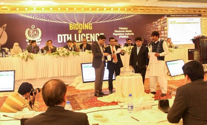 DTH Technology will offer Pakistan's 25 million TV subscribers high-quality services