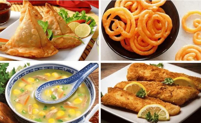 rainy season food