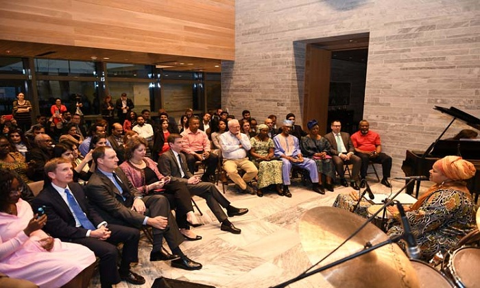 American Ambassador hosts concert in Islamabad to mark black history month