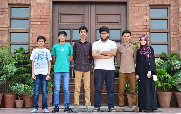 Pakistani Robotics team take part in Global Robotics Challenge 2017