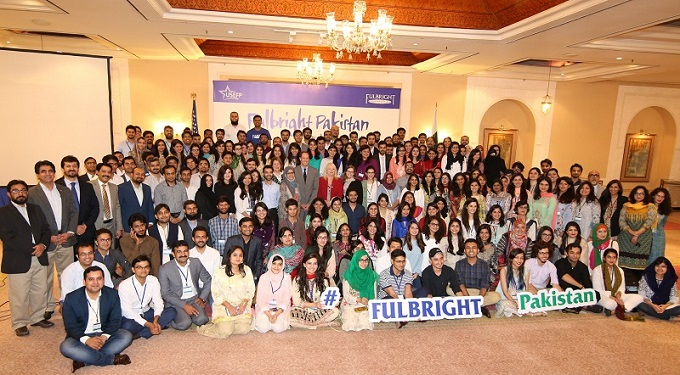 173 Pakistani students set to begin Fulbright Studies in the United States