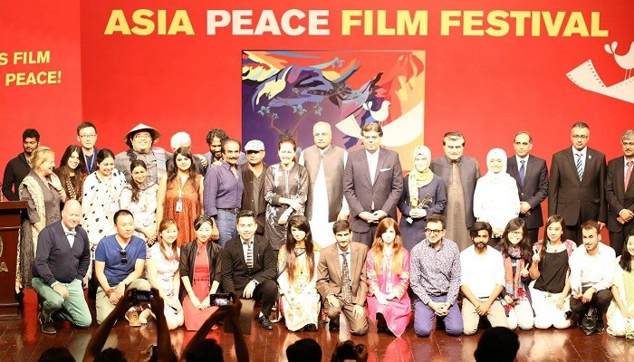 Asia Peace Film Festival unveiled winners in closing ceremony at Islamabad
