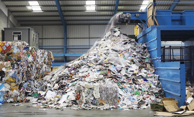 China to construct capital's first garbage fueled power plant