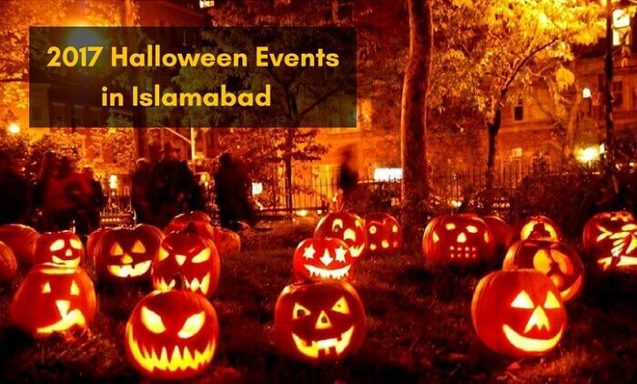 2017 Halloween Events Islamabad Pakistan