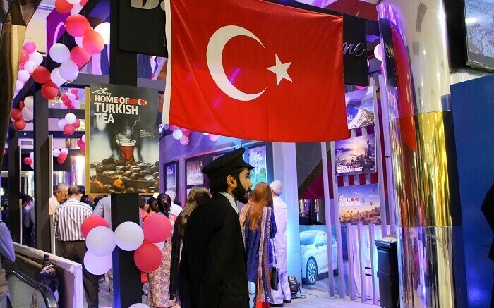 Turkey mark 94th anniversary of Republic Day in Islamabad on 29 October 2017. Photo by Sana Jamal/Islamabad Scene