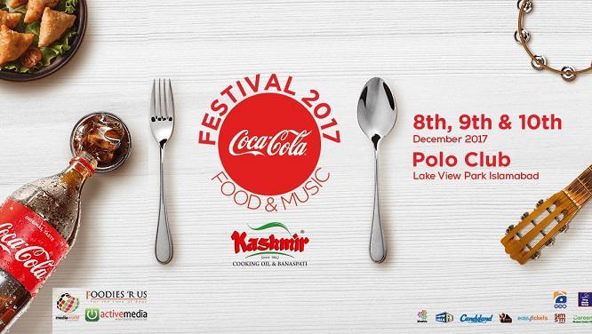 Coke Food Fest 2017