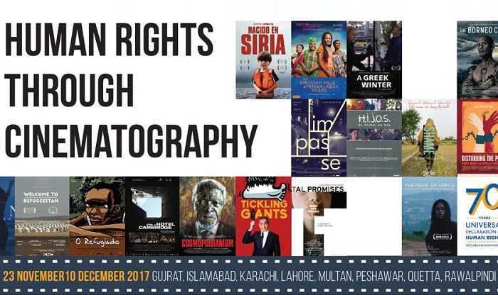 Human Rights through Cinematography in Pakistan