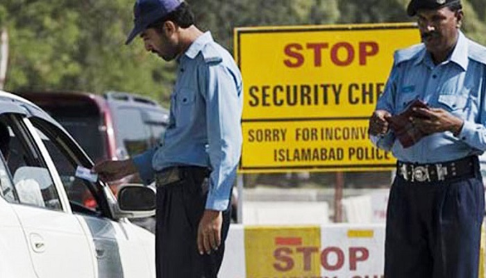 Islamabad police finalises security plan for Christmas