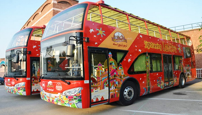 Sightseeing buses set to launch in Islamabad and Rawalpindi