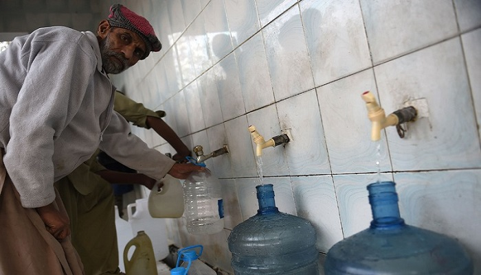 Govt to spend 400 millions by replacing water supply lines in capital