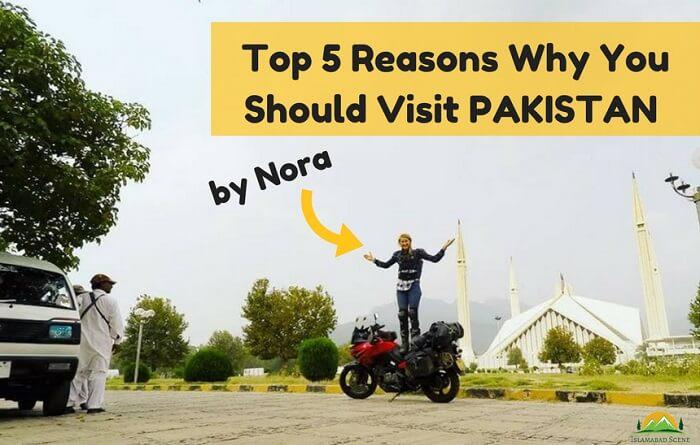 Why you should visit Pakistan'
