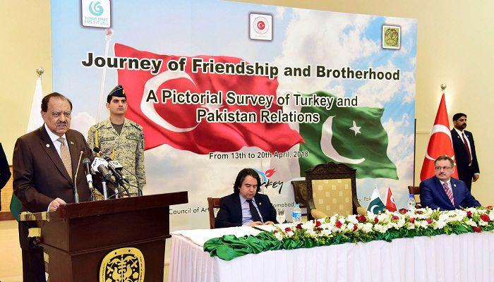 Photo exhibition on Pakistan-Turkey ties in Islamabad